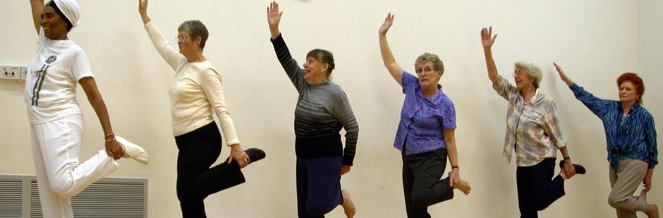 Senior Dance Company
