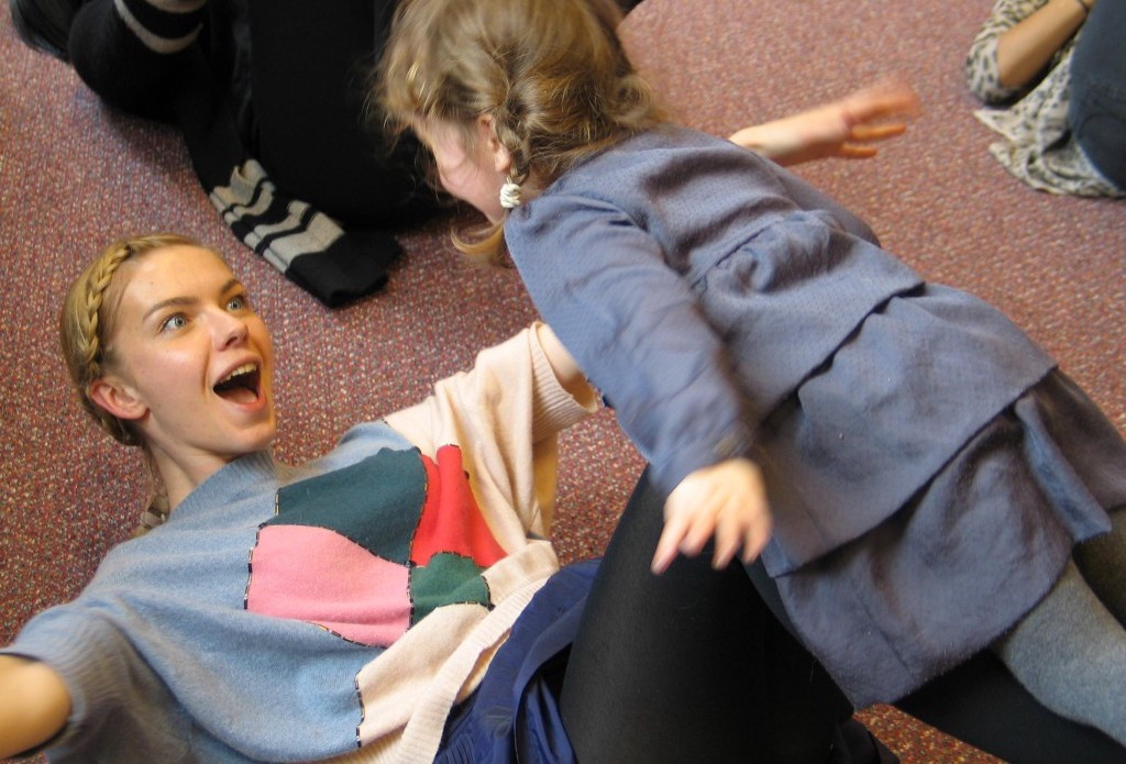 Green Candle Dance Early Years Dancing Workshops