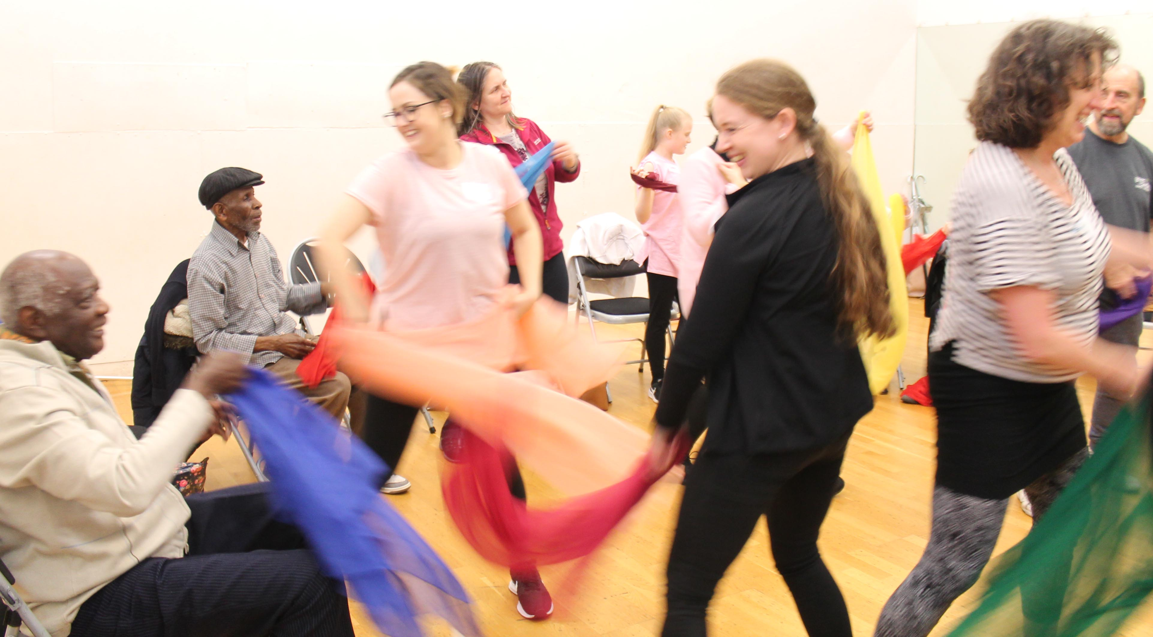 News | Green Candle Dance | Community Dance in London